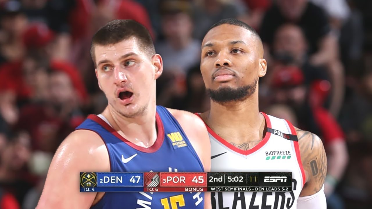 Photo of Denver Nuggets vs Portland Trail Blazers – Game 6 – Full Game Highlights | 2019 NBA Playoffs