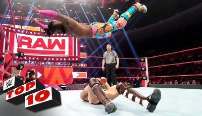 Top 10 Raw moments: WWE Top 10, May 6, 2019