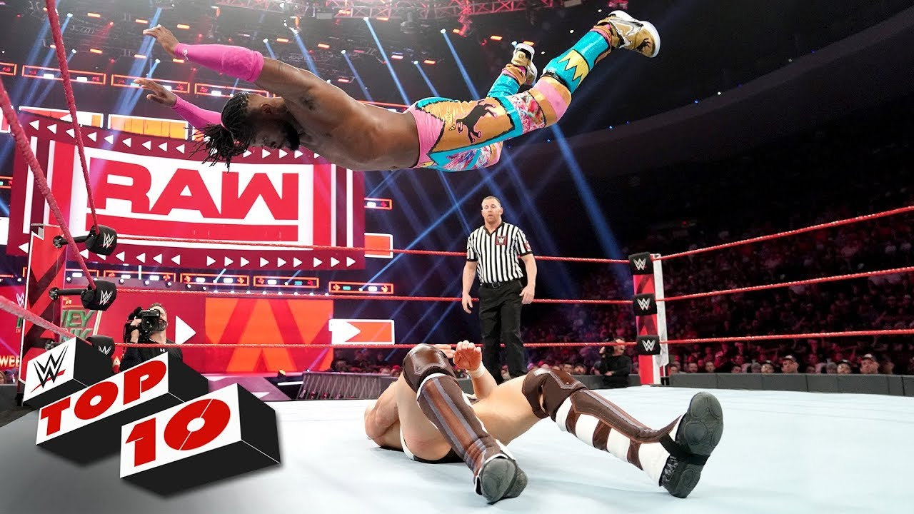 Photo of Top 10 Raw moments: WWE Top 10, May 6, 2019