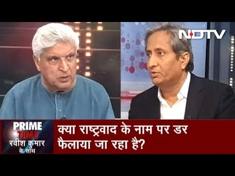 Photo of Prime Time | 2019 Election Most Important Since Independence: Javed Akhtar To Ravish Kumar