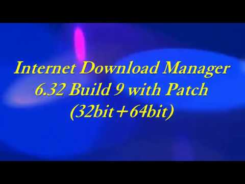 Photo of Internet Download Manager 6.32 Build 9 with Patch (32bit+64bit) Fake Serial Fixed
