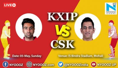 Live IPL 2019 Match 55 Discussion: KXIP vs CSK | Kings XI Punjab won by 6 wkts