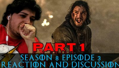 Game of Thrones Season 8 Episode 3 Reaction and Discussion (صراع العروش) PART 1