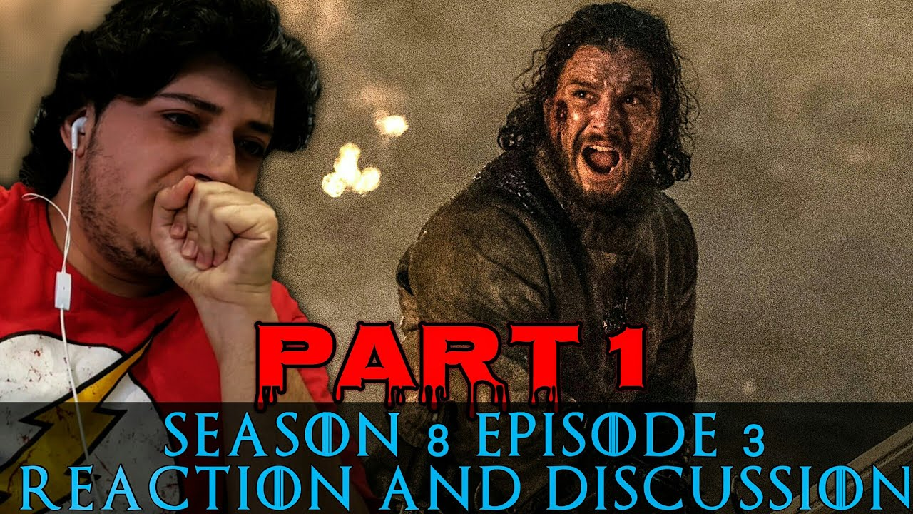 Photo of Game of Thrones Season 8 Episode 3 Reaction and Discussion (صراع العروش) PART 1