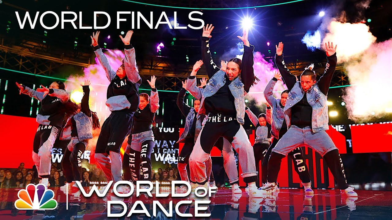 Photo of The Lab Perform a Tribue to Jennifer Lopez – World of Dance World Finals 2019