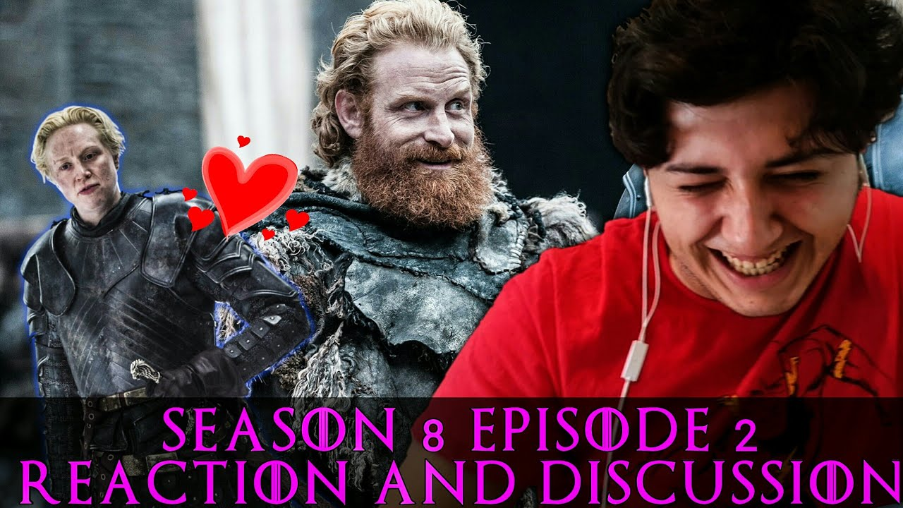 Photo of Game of Thrones Season 8 Episode 2 Reaction and Discussion (صراع العروش)