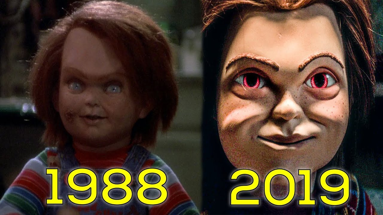 Photo of Evolution Of Chucky in Movies & TV (1988-2019)