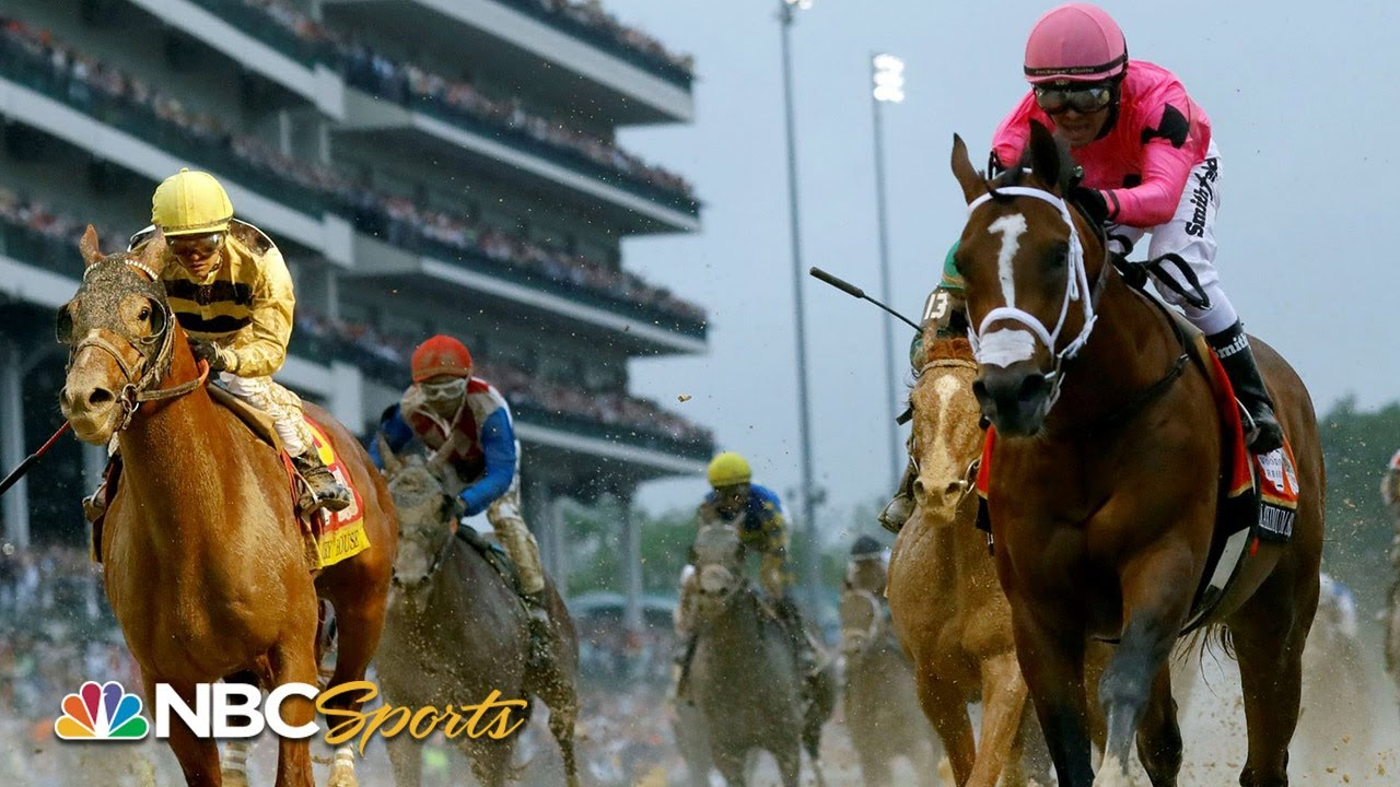 Photo of Kentucky Derby 2019: Explaining Maximum Security's historic disqualification | NBC Sports