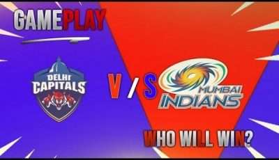 IPL 2019 : DC vs MI GAMEPLAY – WHO WILL WIN? ASHES CRICKET 17 #DCvsMI