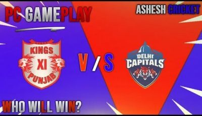 IPL 2019 : DC vs KXIP PC GAMEPLAY – WHO WILL WIN? ASHES CRICKET 17 #DCvsKXIP