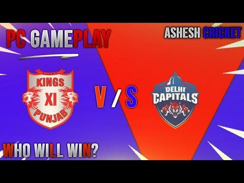 Photo of IPL 2019 : DC vs KXIP PC GAMEPLAY – WHO WILL WIN? ASHES CRICKET 17 #DCvsKXIP
