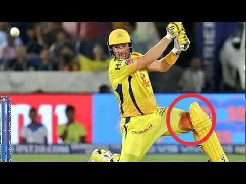Photo of Shane Watson Bleeding knee 🔥 IPL final 2019 Watson Batting