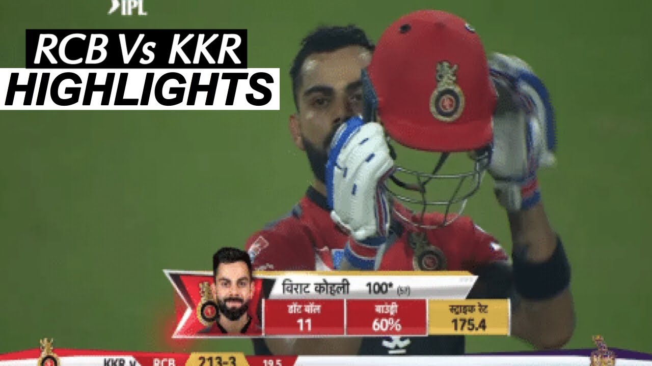Photo of KKR vs RCB Highlights, IPL 2019: Bangalore beat Kolkata by 10 runs at Eden Gardens