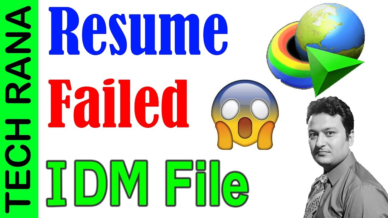 Photo of How to Resume Failed Download File on IDM 2019 Internet Download Manager Urdu Hindi