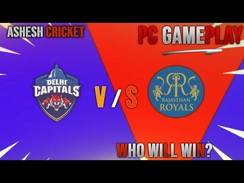 Photo of IPL 2019 : RR vs DC PC GAMEPLAY – WHO WILL WIN? ASHES CRICKET 17 #RRvsDC