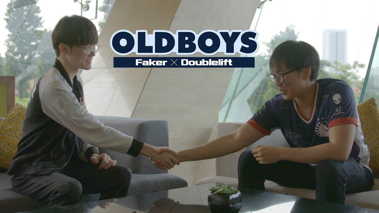 Photo of Faker meets Doublelift | T1 at MSI 2019