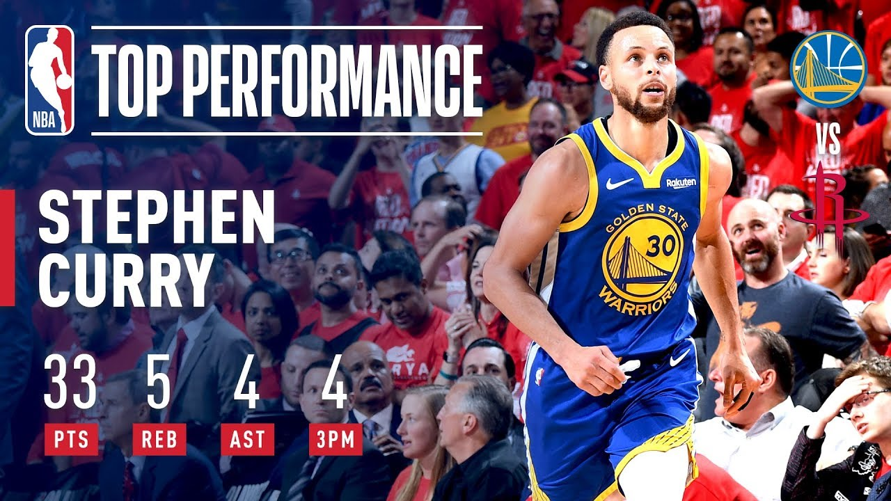 Photo of Stephen Curry's UNBELIEVABLE Game 6 Performance | May 10, 2019