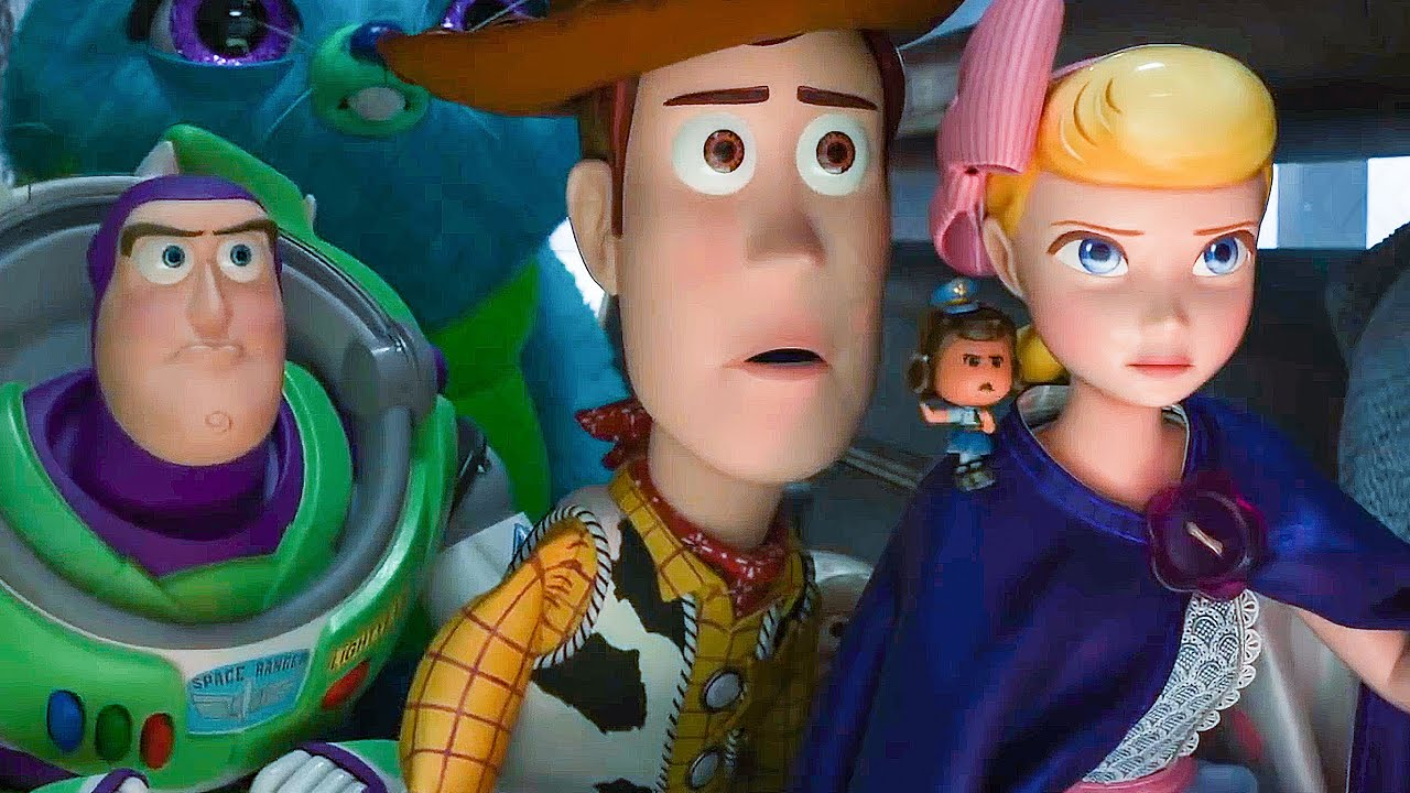Photo of TOY STORY 4 – 7 Minutes Clips + Trailers (2019)