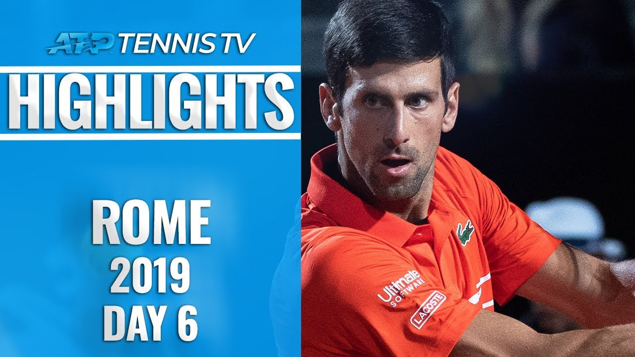 Photo of Djokovic Survives Del Potro Epic; Nadal, Schwartzman Into Semis | Rome 2019 Quarter-Final Highlights