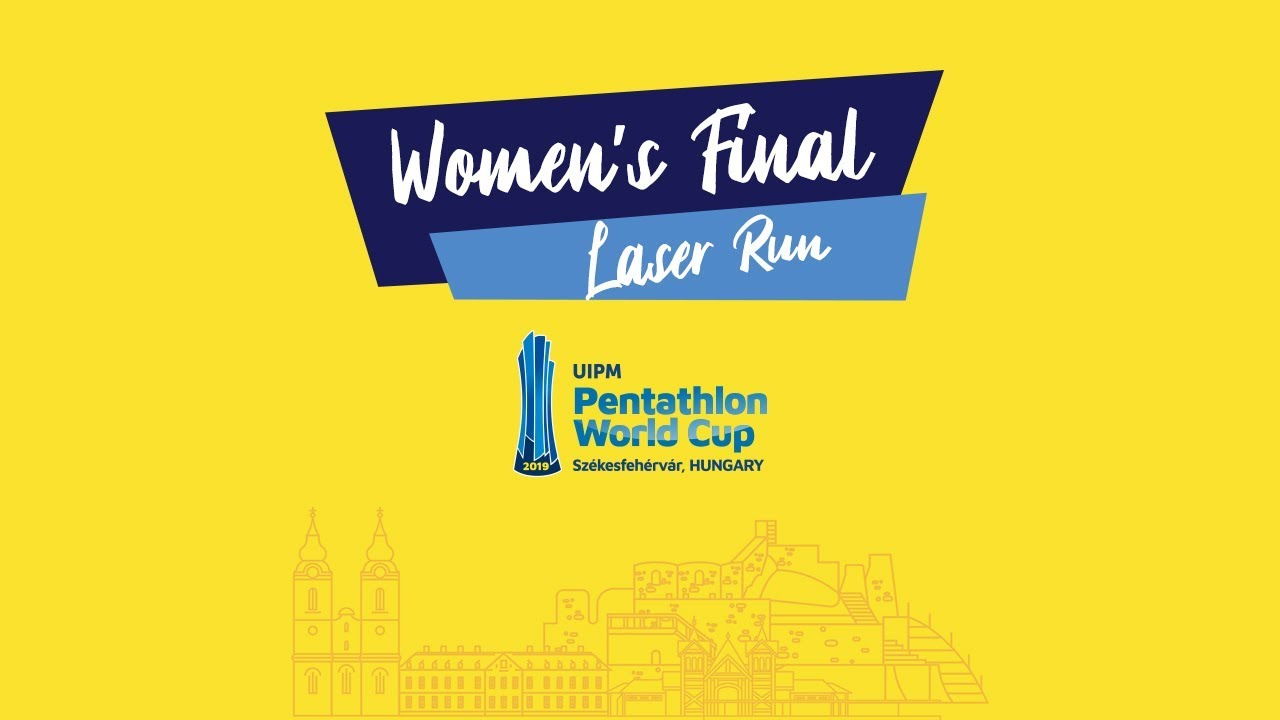 Photo of LIVE UIPM 2019 Pentathlon World Cup Székesfehérvár  – Women's Individual – Laser Run