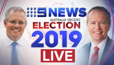 WATCH LIVE: Federal Election 2019 Coverage and Results   Nine News Australia