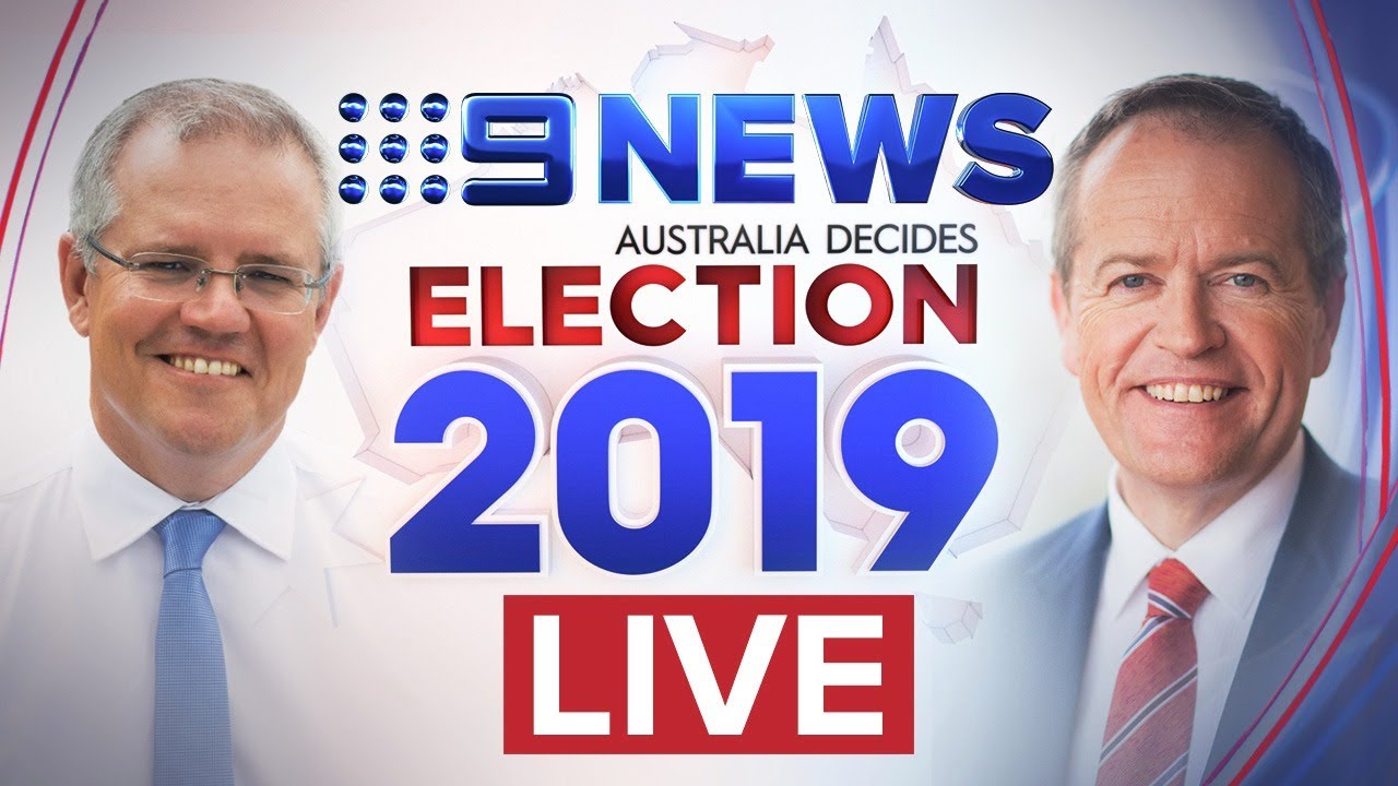 Photo of WATCH LIVE: Federal Election 2019 Coverage and Results | Nine News Australia