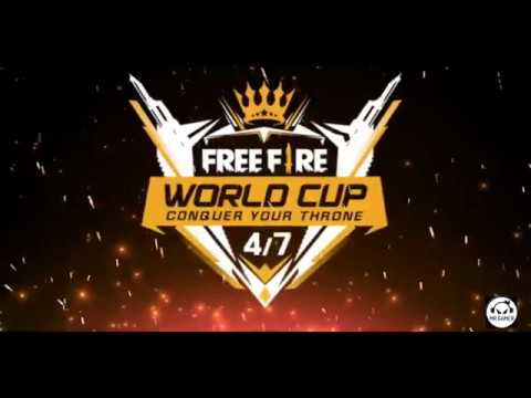 Photo of FREE FIRE WORLD CUP (7TH APRIL 2019) !! GARENA FREE FIRE