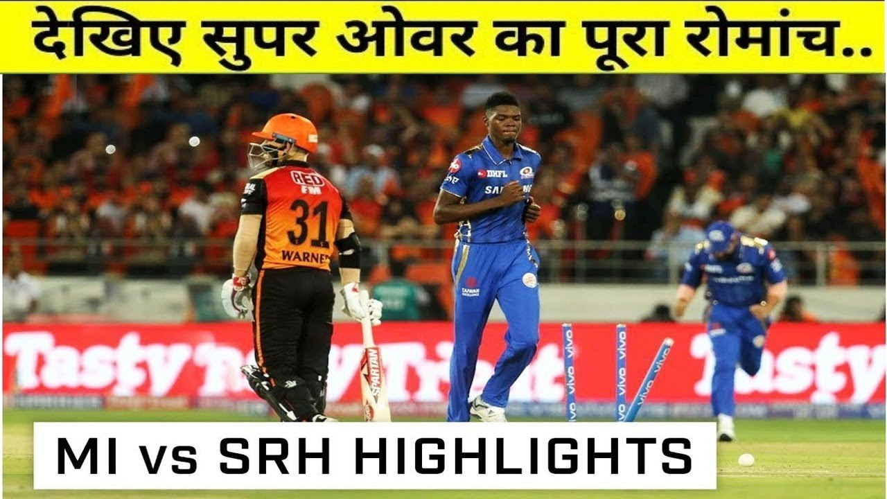Photo of MI vs SRH FULL HIGHLIGHTS, IPL 2019 Match 51