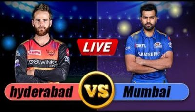 LIVE IPL 2019: MI VS SRH 51st IPL Match Live Streaming – Ashes Cricket Gameplay | IPL LIVE Score
