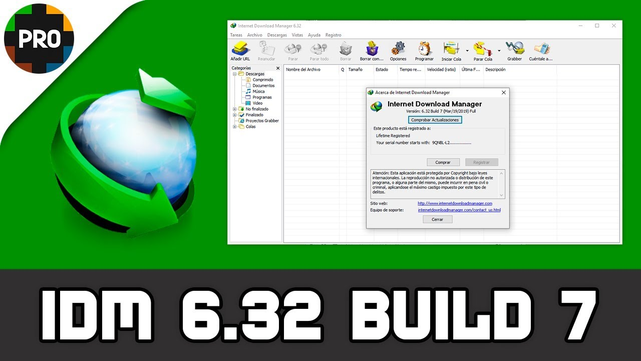 Photo of DESCARGAR Internet Download Manager 6.32 Build 7 Full Español + Activado Para Siempre 2019 (MEGA)