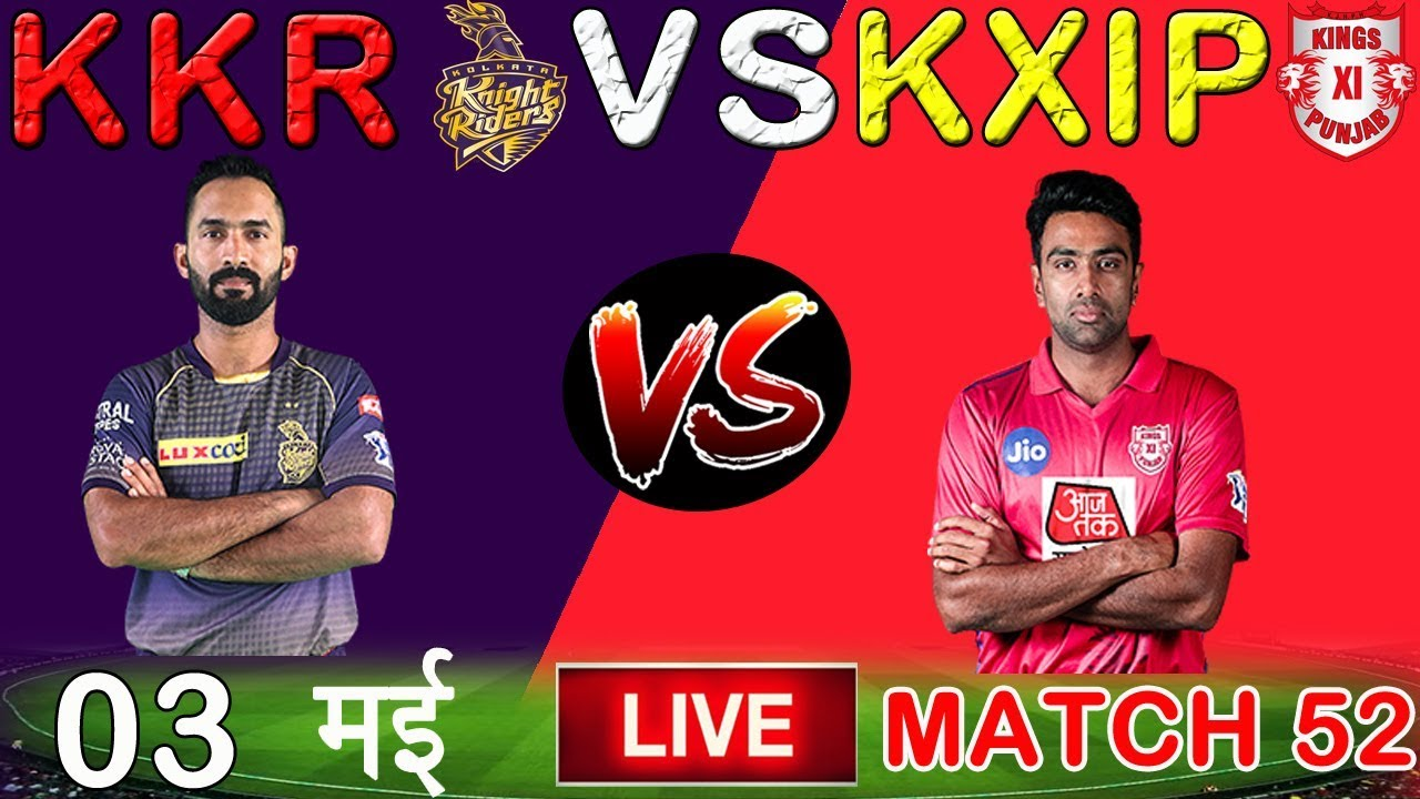 Photo of LIVE – IPL 2019 Live Score, KKR vs KXIP Live Cricket Match Highlights Today
