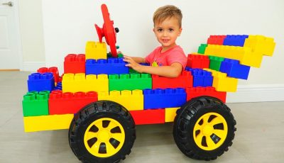 Vlad and Nikita play with Toy Cars – Collection video for kids