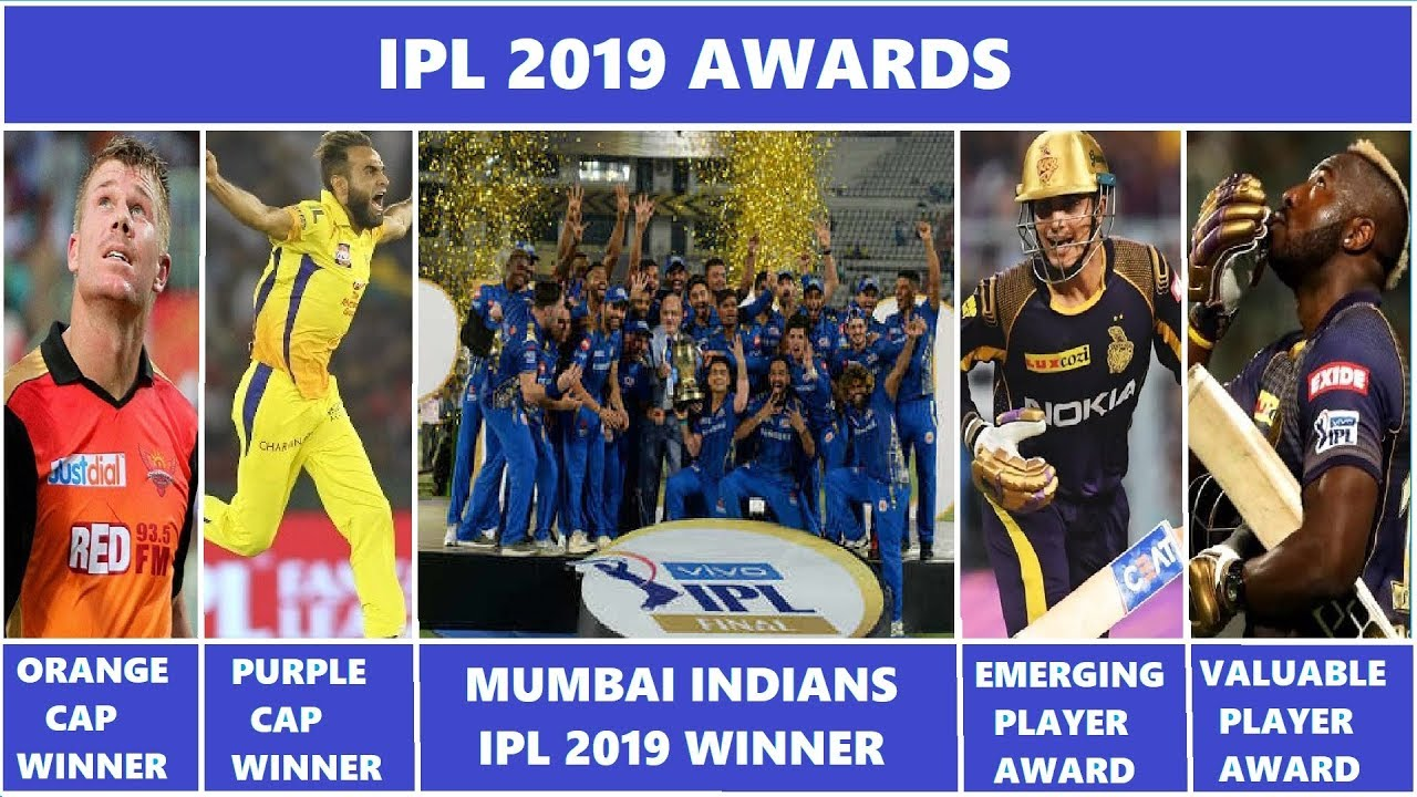 Photo of Top 10 IPL 2019 Awards – IPL 2019 Awards List | Mumbai Indians ROCKS