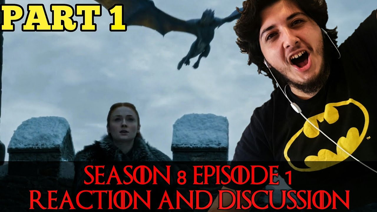 Photo of Game of Thrones Season 8 Episode 1 Reaction and Discussion (صراع العروش) PART 1