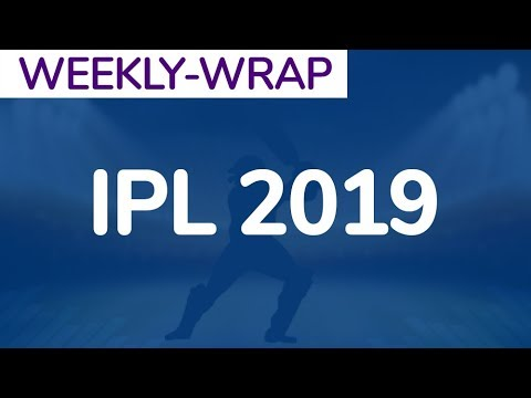 Photo of IPL 2019 Week 3 Highlights: MS Dhoni Loses Cool to RCB'S First Win of the Season Make News