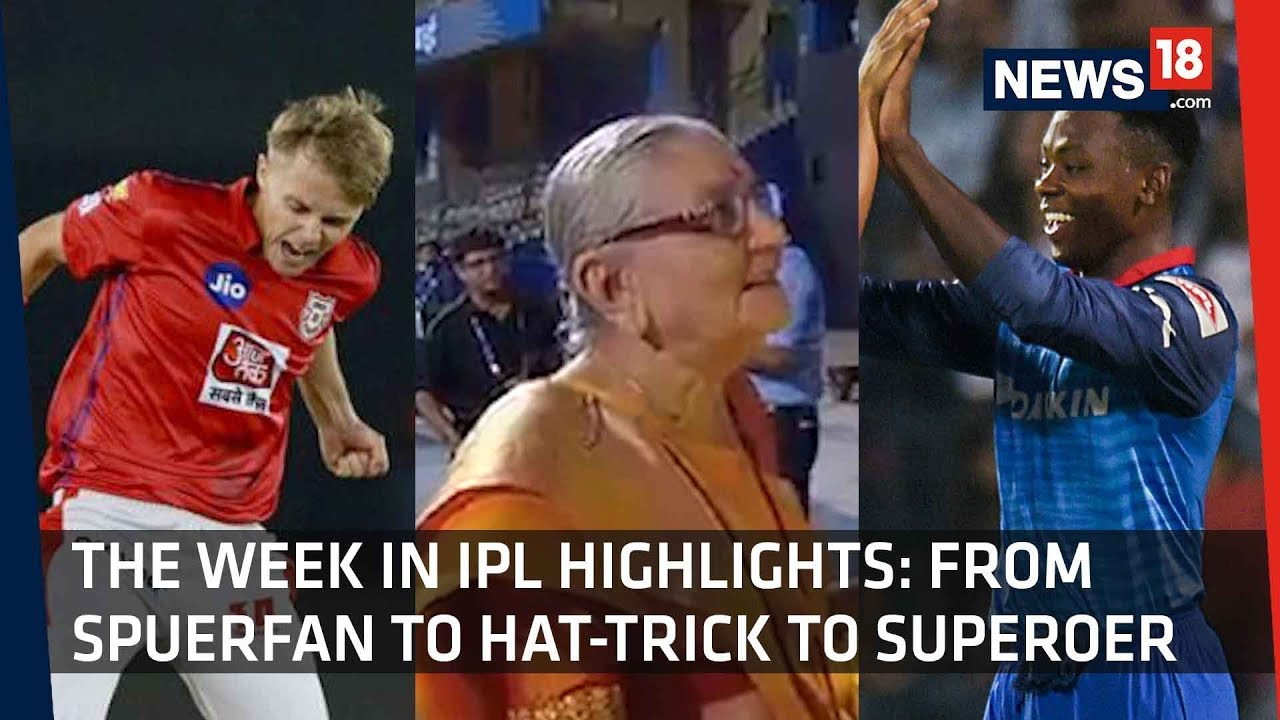 Photo of Weekly Wrap | IPL 2019 | Hat-trick to Centuries, Highlights from Week Two