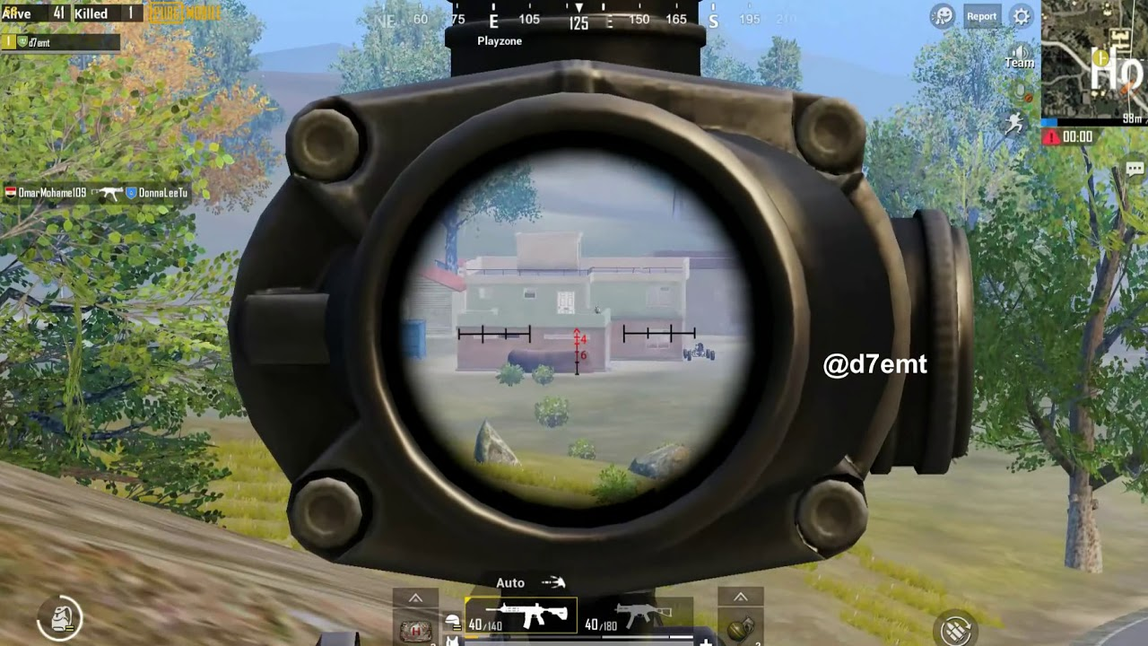 Photo of سولو سكواد ببجي موبايل  solo squad pubg mobile