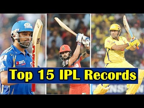 Photo of IPL Records || TOP 15 IPL Records of All Time.