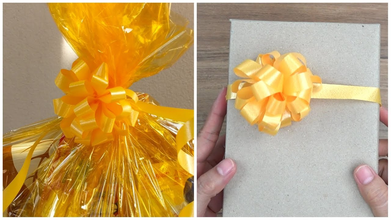 Photo of DIY How to make Gift bow