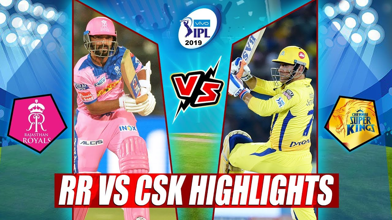 Photo of RR vs CSK IPL 2019 Match 25 Highlights, turning points
