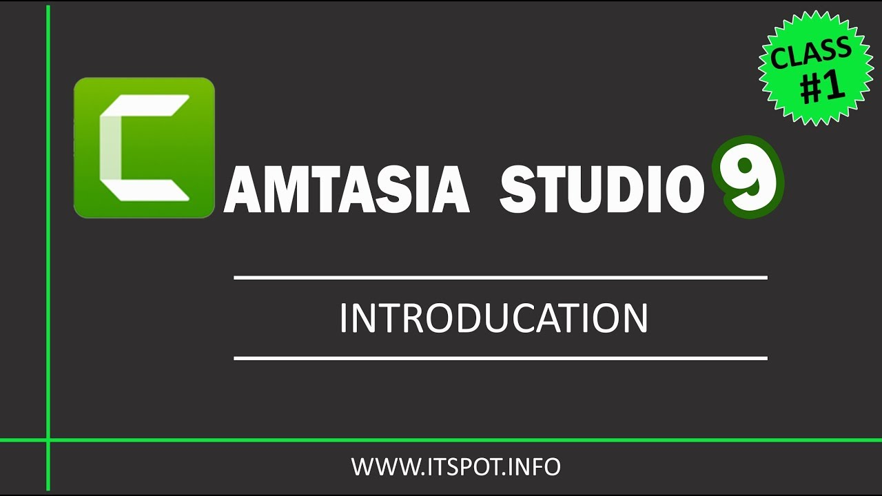 Photo of Learn Camtasia Studio 9 | Lesson 1 ( introducation ) in Urdu / Hindi