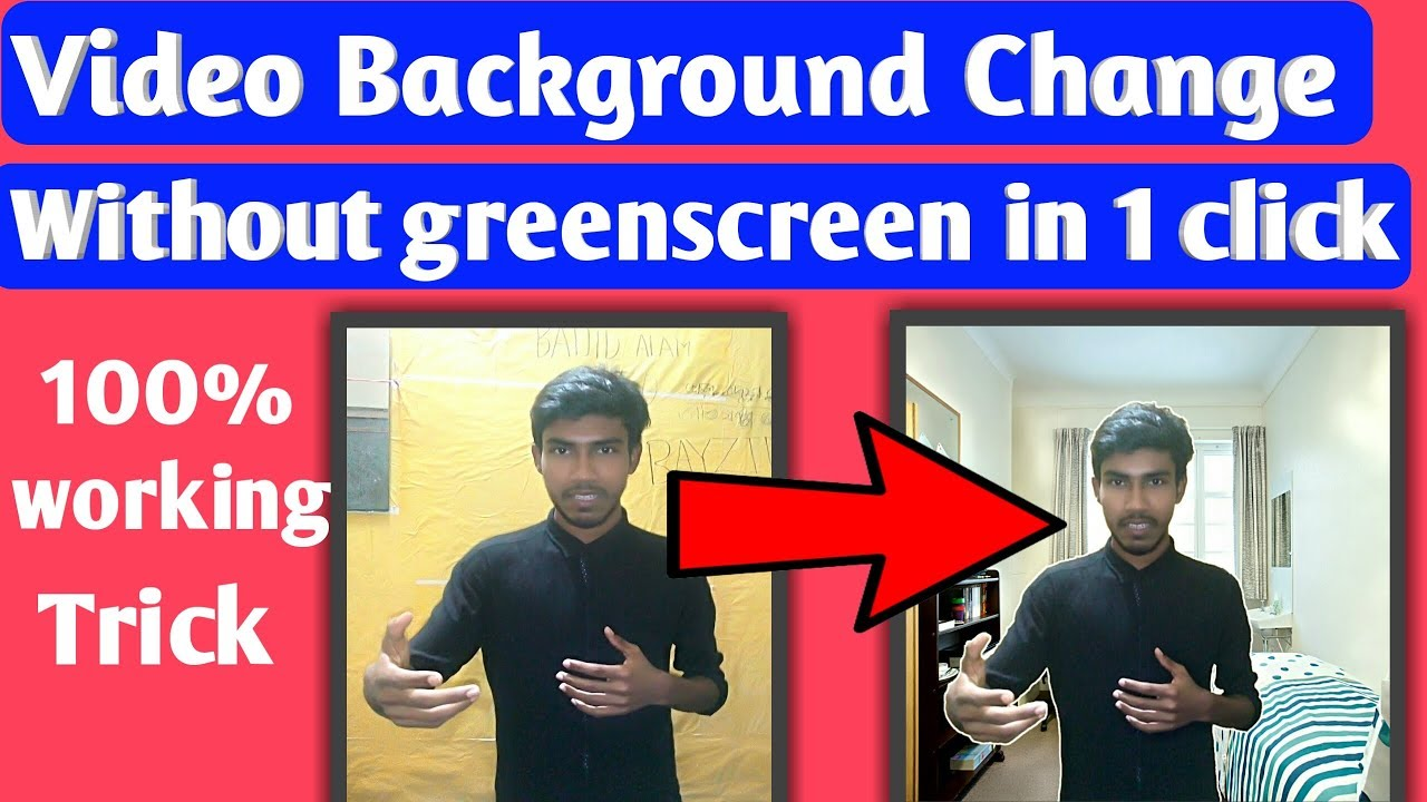 Photo of How To Change Video Background Without Greenscreen By Camtasia Studio 9//Techno Tips Bangla
