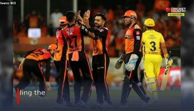 IPL 2019: Rashid, Warner and Bairstow star as SRH beat CSK