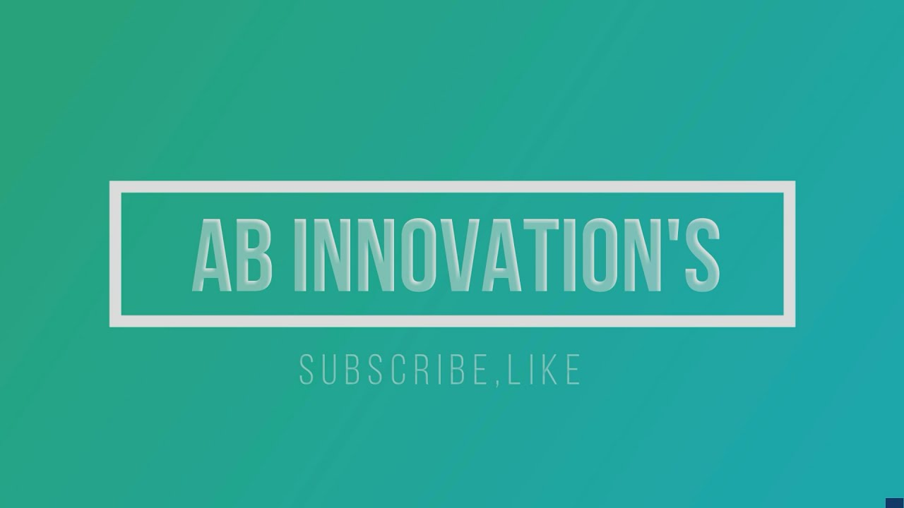 Photo of AB Innovation's تعريف لقناة