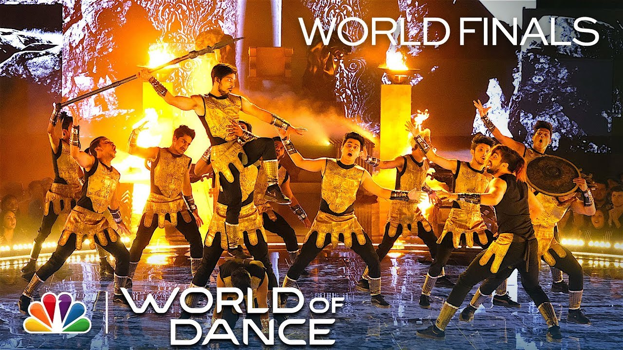 Photo of The Kings' Final Routine is an Action Movie Live on Stage – World of Dance World Finals 2019
