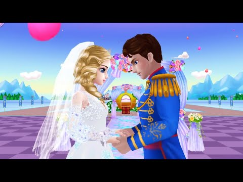 Photo of Ice Wedding Salon Makeover | Kids Makeup Game | Fun Makeup Game | العاب بنات والعاب اطفال