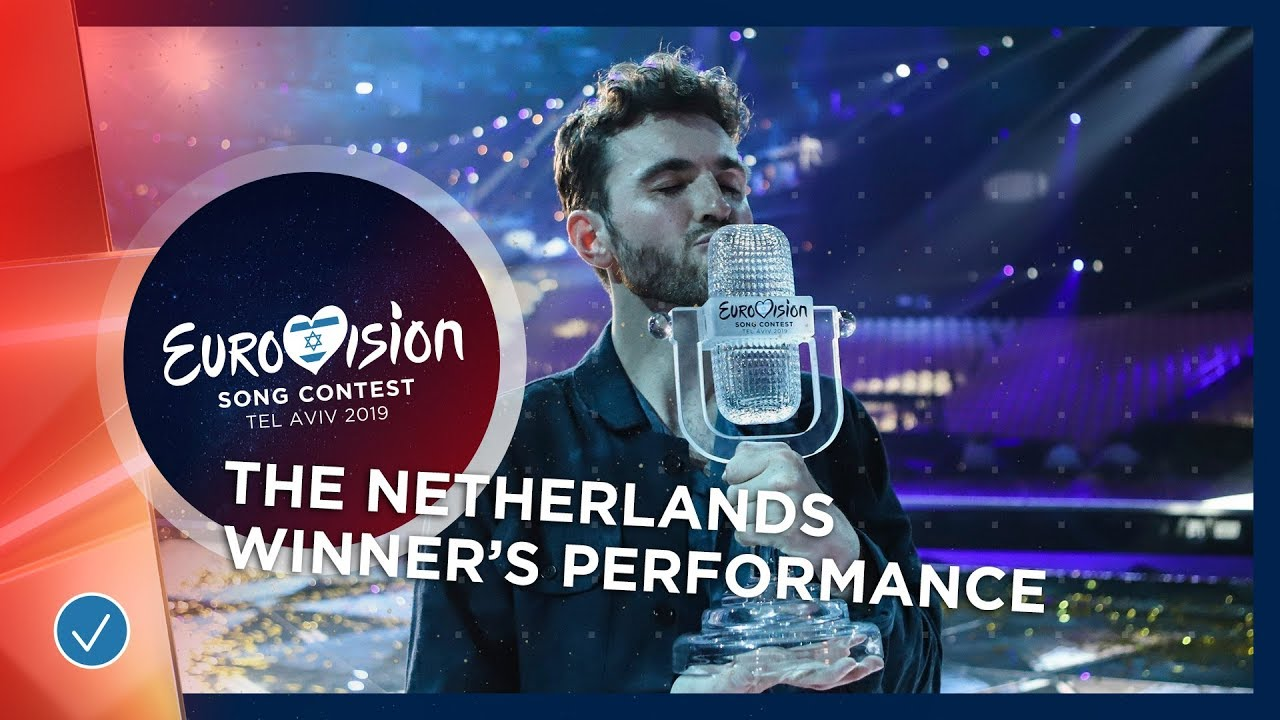Photo of WINNER'S PERFORMANCE: Duncan Laurence – Arcade – The Netherlands – Eurovision 2019