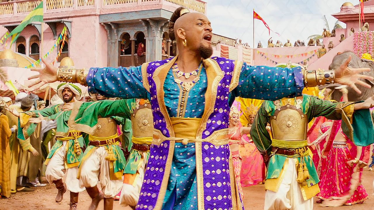 Photo of Will Smith sings Prince Ali Scene – ALADDIN (2019) Movie Clip