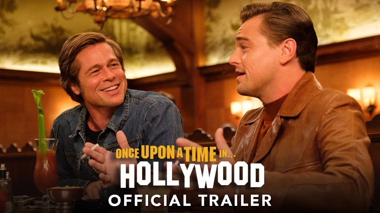 Photo of ONCE UPON A TIME IN HOLLYWOOD – Official Trailer (HD)