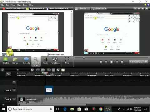 Photo of CAMTASIA STUDIO 8 LIKE A BATAN ZOOM AND ZOOM OUT EFFECET